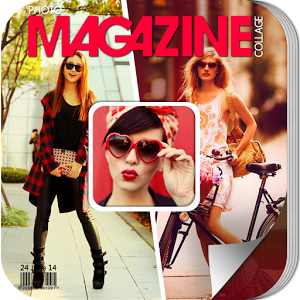 Photo Magazine Collage collage magazine photo