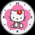 Hello Kitty Sweet Analog Clock