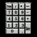 Numeric keypad keypad
