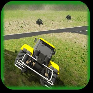 Tractor Driving Simulator 3D