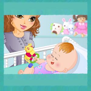 Babysitter games