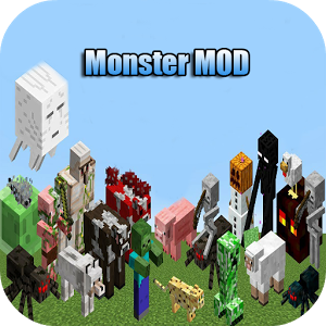 Monster MODS MCPE