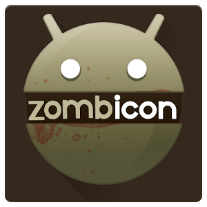 Zombie Launcher Theme christmas theme zombie