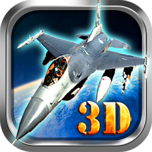 3D Air Attack missiles attack