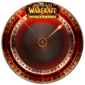 WoW Cataclysm Clock Widget