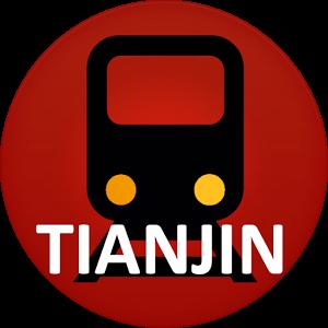 Tianjin Metro Map