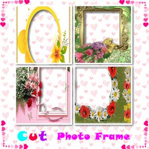 Cut Photo Frame