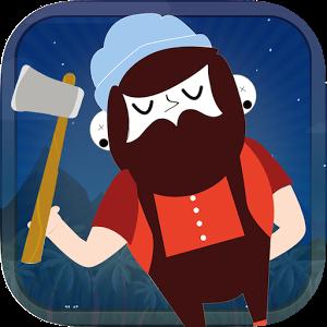 Timberman Midnight lumberjack