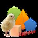 روضة الأشكال الهندسية AppInMob