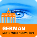 GERMAN More Must Knows | BV german