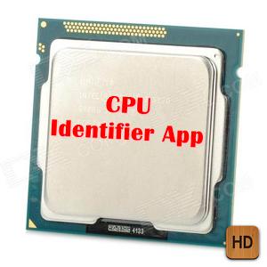 cpu identifier tip pill identifier