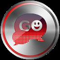 siri Red Go Sms Pro