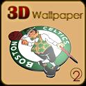 Boston Celtics 3D Live WP