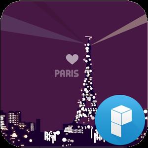 페이퍼웨이즈 시티 - 파리 런처플래닛 테마