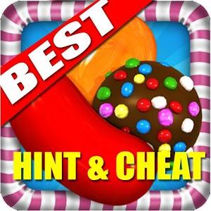 Candy Crush Saga Hint Cheat