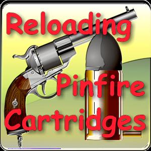Reloading pinfire cartridges hornady reloading data