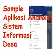 Aplikasi Android Sistem Informasi Desa | Sample