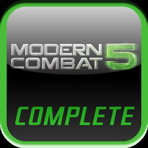 Modern Combat 5 Complete Fan combat modern shooter