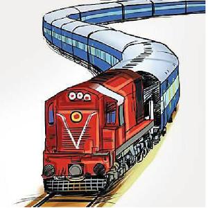 Indian Railway - Search Train