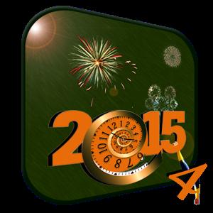 New Year 2015 LWP