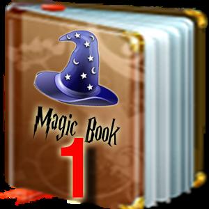Magic Books(Learn Magic) vol.1 partition magic