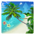 Holiday Beach Live Wallpaper