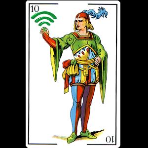 Escoba WiFi (Broom WiFi) translator wifi