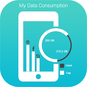 My Data Consumption battery connection consumption
