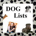 Dog Lists create email lists