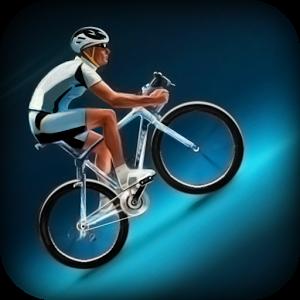 Bike Racing bike horses racing