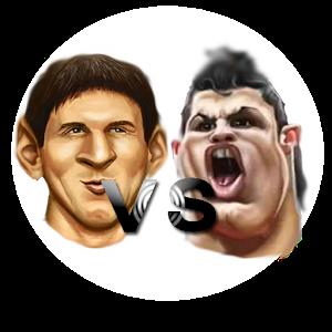 Messi Vs Ronaldo Tic Tac Toe