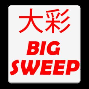 Big Sweep Result try clean sweep