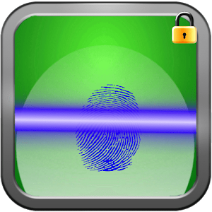 Finger Print Lock Screen Prank finger lock screen