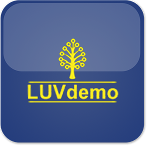 LUVdemo mLoyal App