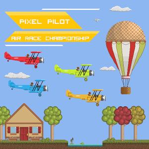 Pixel Pilot Air Race