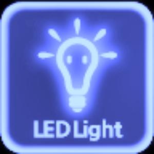 Flash Light (LED, LCD Light) light