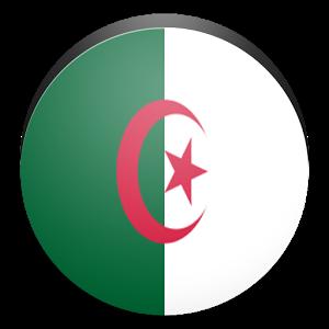 Algeria Flag Wallpaper