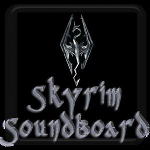 Skyrim Soundboard
