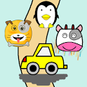 Baby Car Min with Animals