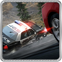 Police car Hot Pursuit