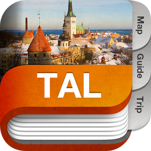Tallinn City Guide & Map
