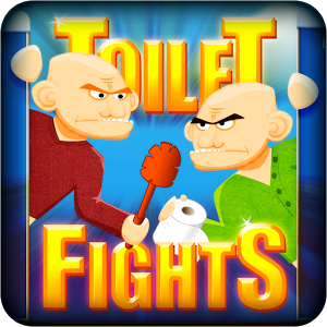 Toilet Fights toilet