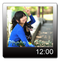 Photo Clock Widget eprint photo widget