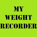 My Weight Recorder