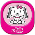 Hello Doggy Full Pink GO Theme