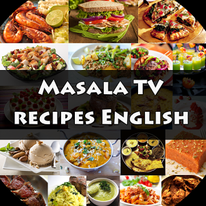 Masala TV Recipes in English