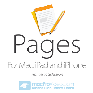 Course for Pages: Mac & iOS pages