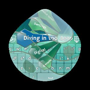 Diving in too deep GO Keyboard