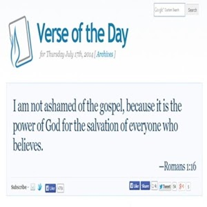 Your Bible Verse Of The Day bible verse