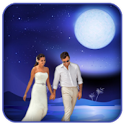 Moon Light Photo Frame